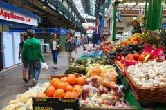 Mercado BRITÁNICO Fotografía de archivo libre de regalías