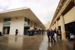 Mercado cadiz Imagem de Stock