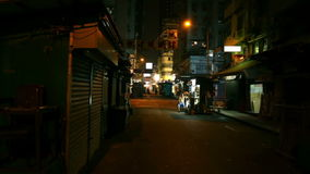 Mercado callejero asiático