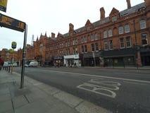 Mercado callejero de Dublín - de Aungier Imagen de archivo