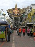 Mercado central céntrico Chinatown de Malasia Kuala Lumpur Malasia imágenes de archivo libres de regalías