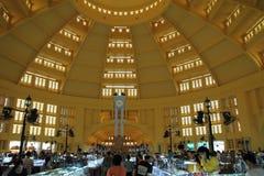 Mercado central en Phnom Penh fotos de archivo libres de regalías