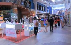 Mercado central Kuala Lumpur Imagen de archivo libre de regalías