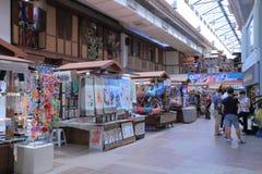 Mercado central Kuala Lumpur fotografía de archivo libre de regalías