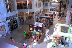 Mercado central Kuala Lumpur Imágenes de archivo libres de regalías