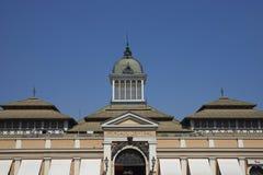 Mercado Central, Santiago, Chile Stock Photography