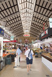 Mercado central, Valência, Espanha Fotos de Stock
