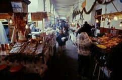 Mercado cerca de Ciudad de México, México Fotos de archivo