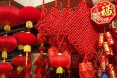 mercado chino del Año Nuevo 2013 Fotografía de archivo libre de regalías