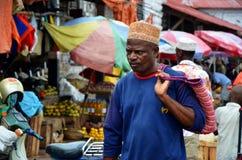 Mercado, cidade de pedra, Zanzibar fotografia de stock