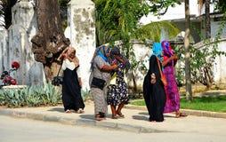 Mercado, cidade de pedra, Zanzibar foto de stock royalty free