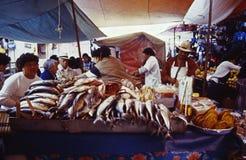 Mercado Ciudad de México Foto de archivo libre de regalías