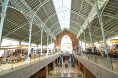 Mercado Colon in Valencia, Spain Royalty Free Stock Image