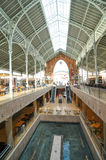 Mercado Colon in Valencia, Spain Stock Photos