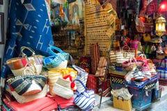 Mercado colorido en Túnez, Túnez foto de archivo libre de regalías