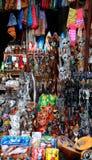 Mercado da arte tradicional de Ubud foto de stock royalty free