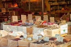 Mercado da cidade de China em Toronto. fotografia de stock royalty free