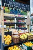 Mercado da cidade, Londres imagem de stock