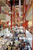 Mercado da manhã do DUA de Mangga Fotos de Stock Royalty Free