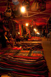 Mercado da noite em Luang Prabang Laos Imagem de Stock