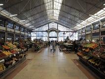 Mercado DA Ribeira στη Λισσαβώνα στην Πορτογαλία στοκ εικόνα με δικαίωμα ελεύθερης χρήσης