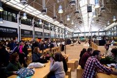 Mercado da Ribeira Fotografia Stock