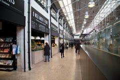 Mercado da ribeira Royalty Free Stock Photo
