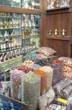 Mercado das especiarias Foto de Stock