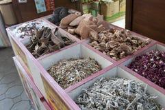 Mercado das especiarias Fotografia de Stock Royalty Free
