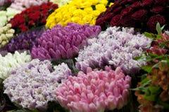 Mercado das flores Foto de Stock