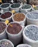 Mercado das pedras Imagens de Stock Royalty Free