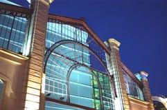Mercado de Abasto Foto de archivo