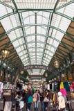 Mercado de Apple no jardim de Covent Fotografia de Stock