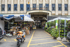 Mercado de Atwater Imagens de Stock