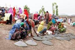 Mercado de Bati Foto de archivo libre de regalías