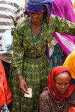 Mercado de Bati Fotos de archivo
