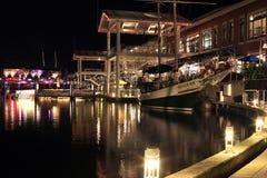Mercado de Bayside en Miami Imagen de archivo libre de regalías