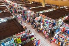 Mercado de Ben Thanh, Ho Chi Minh City, Vietnam Foto de archivo