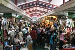 Mercado de Beringharjo Foto de archivo