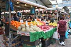 Mercado de Birmingham Fotos de Stock Royalty Free