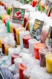 Mercado de Boqueria del La Foto de archivo libre de regalías