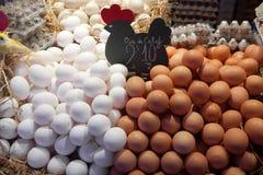 Mercado de Boqueria del La en Barcelona - España Foto de archivo