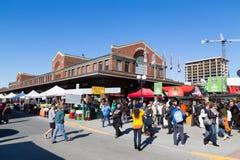 Mercado de Byward Foto de archivo
