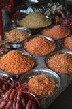 Mercado de Can Tho do delta de Vietname - de Mekong foto de stock royalty free