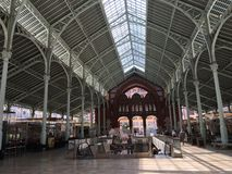 Mercado de Colon Royalty Free Stock Images