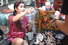 Mercado de domingo Foto de Stock