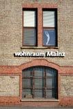 Mercado de equipamiento Wohnraum Maguncia Imagenes de archivo