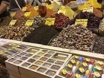 Mercado de Estambul Imágenes de archivo libres de regalías