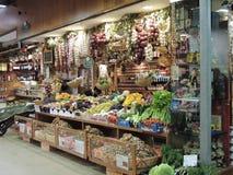 Mercado de Florencia Imagen de archivo libre de regalías