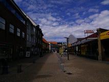 Mercado de Fredrikshavn Imagenes de archivo